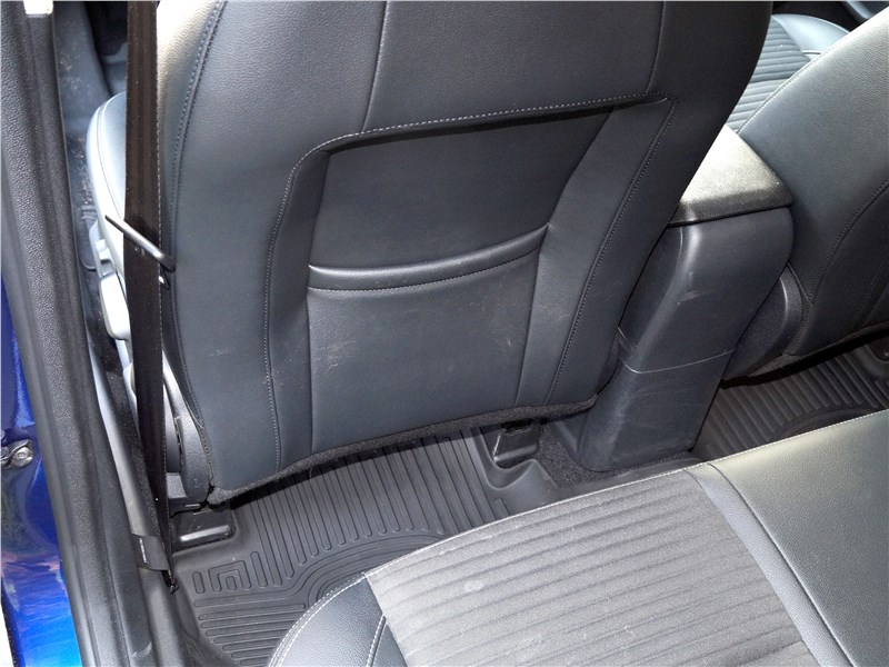 Ford EcoSport 2018 передние кресла