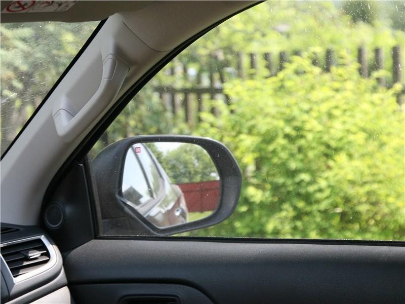 Mitsubishi L200 2020 боковое зеркало