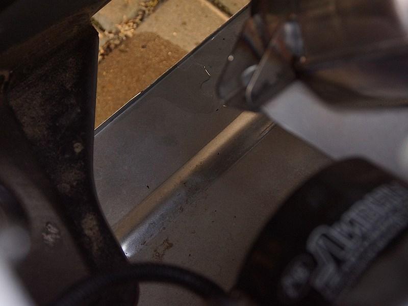 Datsun on-DO 2014 защита двигателя