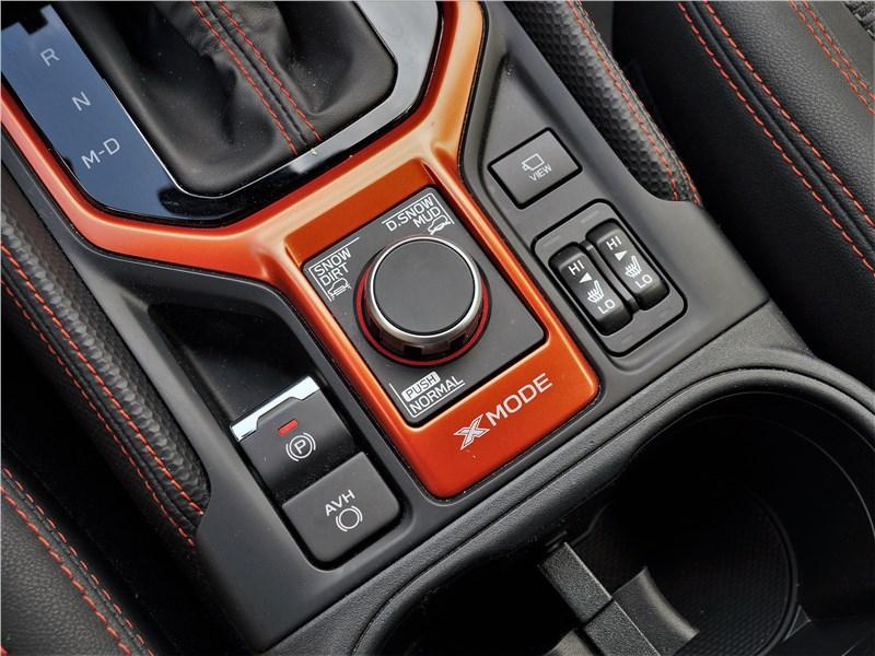Subaru Forester Sport (2019) система X-Mode