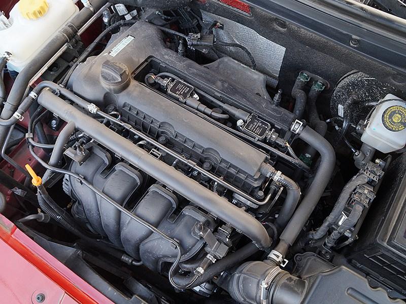 Chery Arrizo 7 2014 двигатель