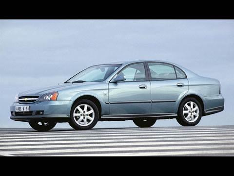Chevrolet Evanda, KIA Magentis, Hyundai Sonata