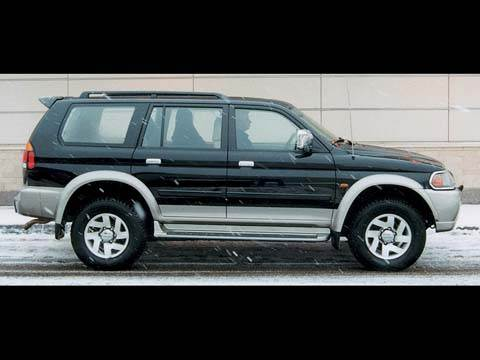 Универсальные. Неприхотливые. Доступные. (Mitsubishi Pajero Sport, Nissan Terrano II, Suzuki Grand Vitara XL-7)