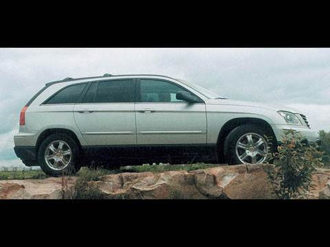 XC90, Chrysler Pacifica)