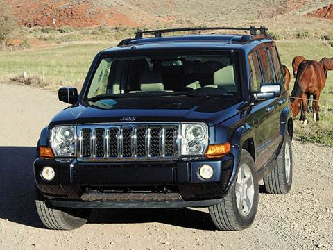 Jeep Commander, Jeep Grand Cherokee
