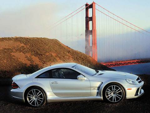 Mercedes-Benz SL-Class