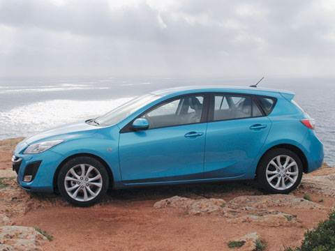 """""""Трешка"""" выглядит на """"пять""""! (Mazda-3 1.6; 2.0 (2009))"""