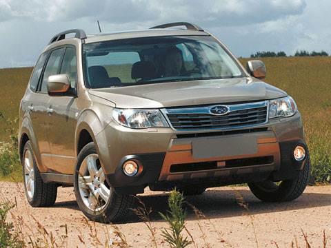 """Новый двигатель для """"Subaru Forester"""" (Forester 2.5 ХS)"""