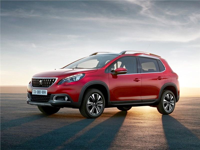 Peugeot 2008 2017 Модник