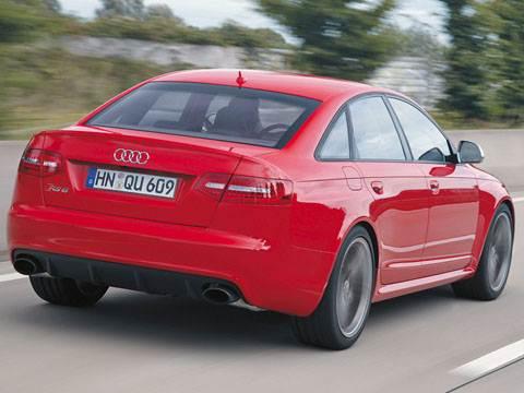 """""""Audi RS6"""" в кузове """"седан"""" (RS6)"""