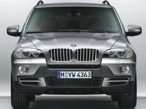 """Второе поколение бронированного """"BMW X5 Security"""" (X5 4.8i Security)"""
