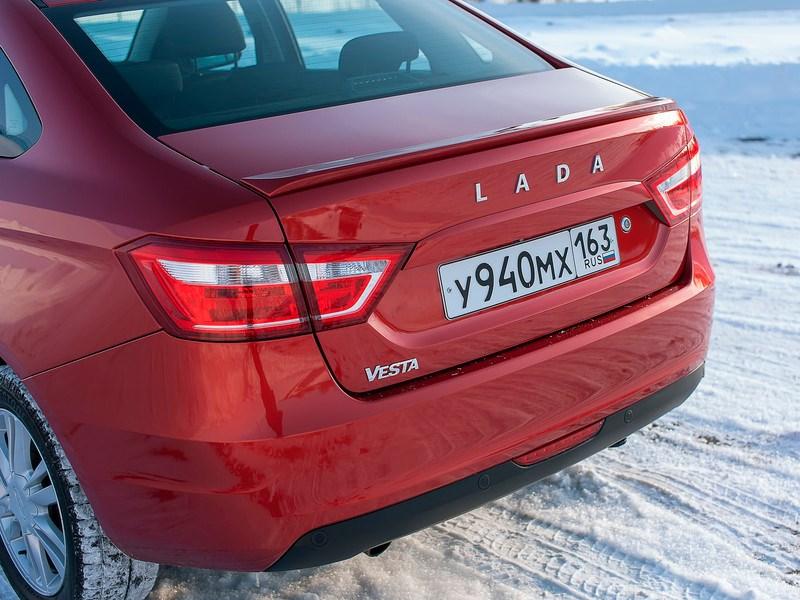 На российском рынке АвтоВАЗ выручил 9,31 миллиарда рублей