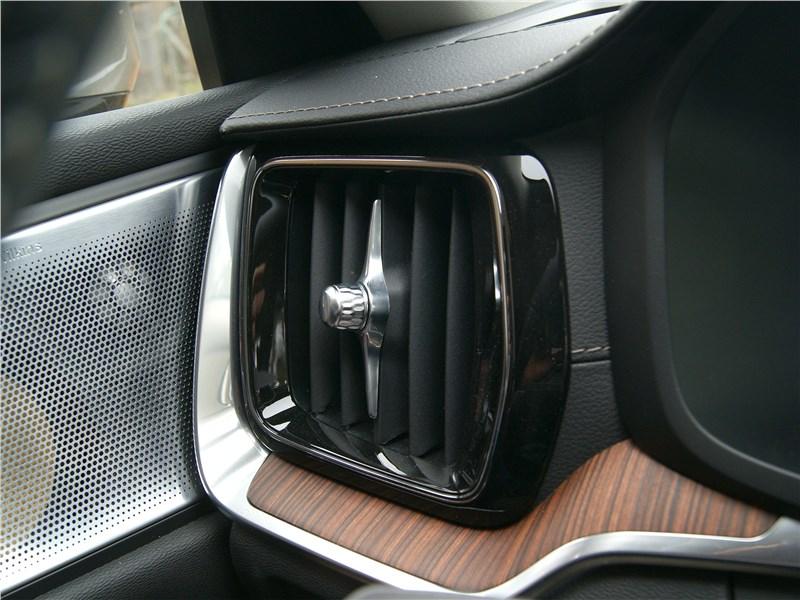 Volvo S60 2019 дефлектор системы вентиляции