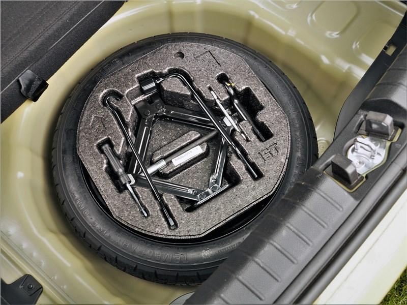 Kia Picanto (2021) багажное отделение