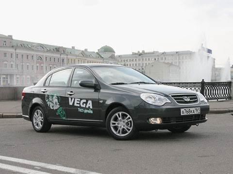 TagAZ Vega