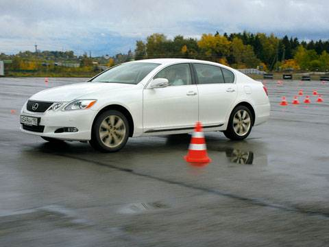 Дождались (GS 350 AWD)