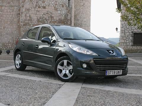 """Ассоциации, и не только, навевает рестайлинговый """"Peugeot 207"""" (207 (2010))"""