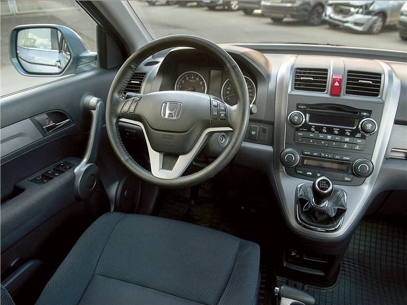 Honda CR-V 2008 салон