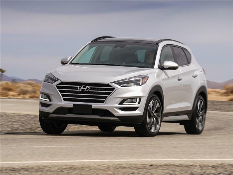 Hyundai Tucson получит новый двигатель Фото Авто Коломна