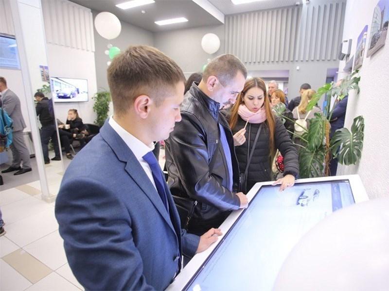 Fresh Auto открывает первый в России интерактивный автосалон Фото Авто Коломна
