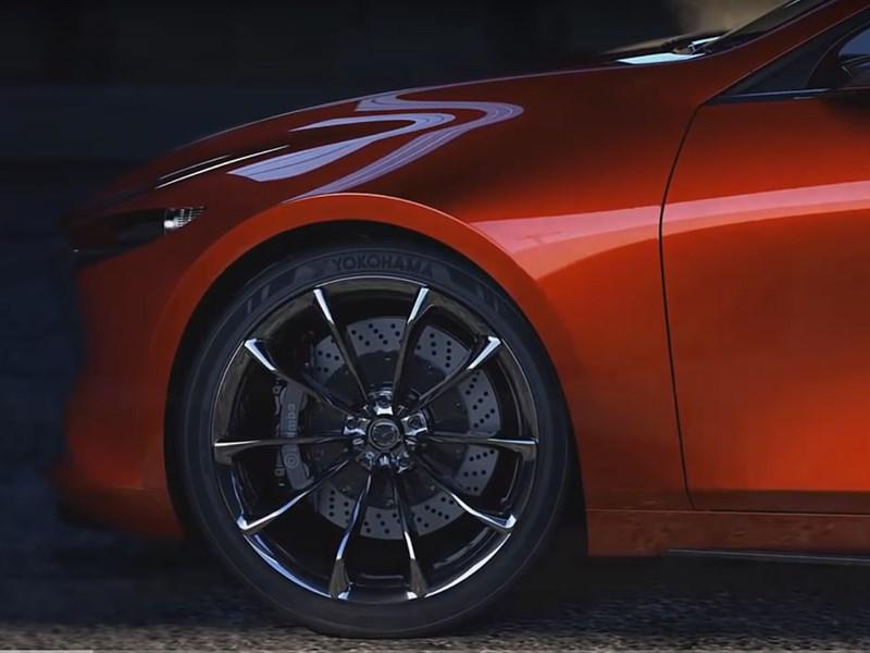Новую Mazda 3 покажут в ноябре Фото Авто Коломна