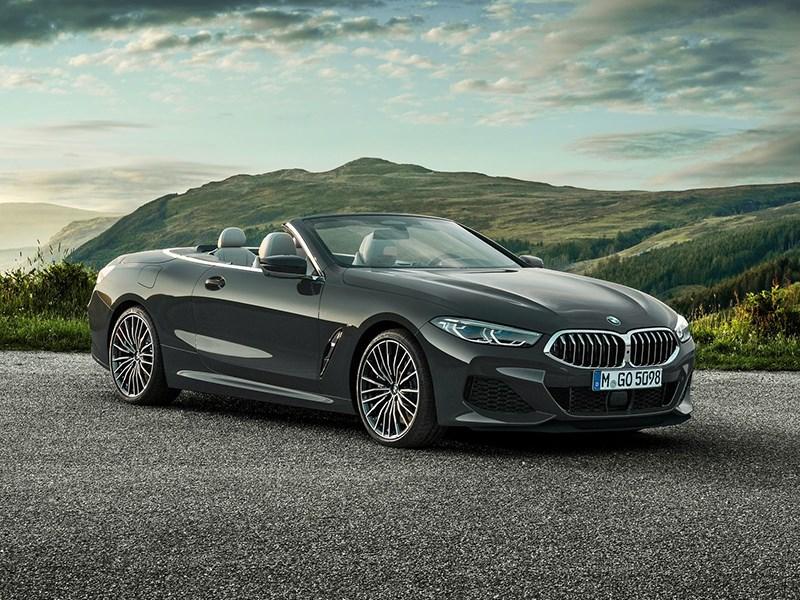 BMW вскрыла восьмерку Фото Авто Коломна