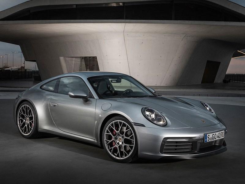 Porsche 911 представлен официально Фото Авто Коломна