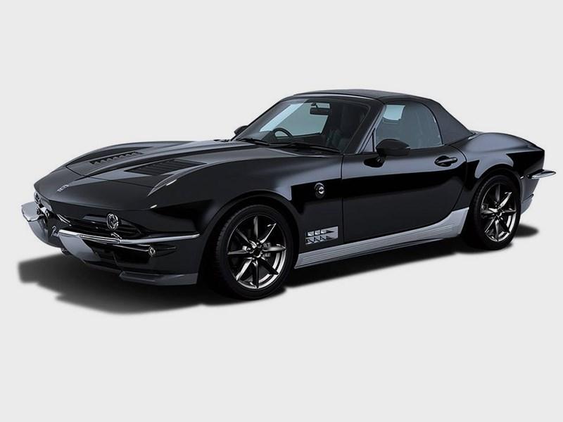 Японский Corvette Фото Авто Коломна