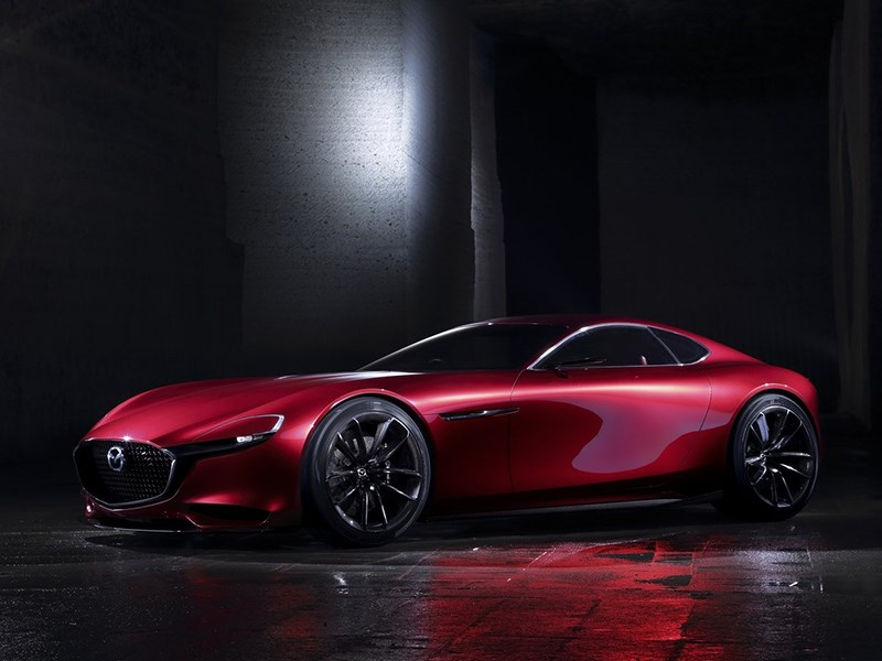 Запатентована Mazda MX-6