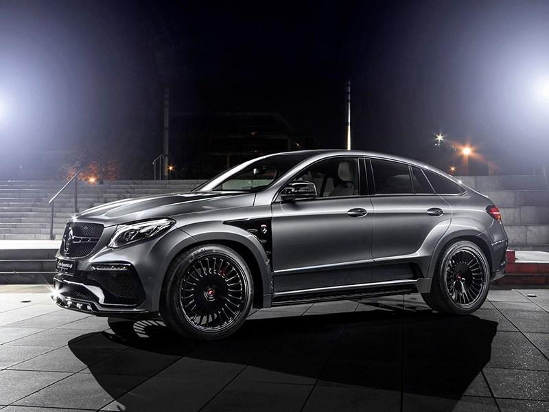Из Mercedes GLE сделали сверхскоростного монстра