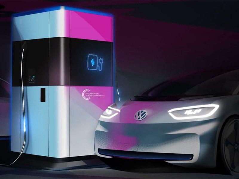 Volkswagen разработал Powerbank