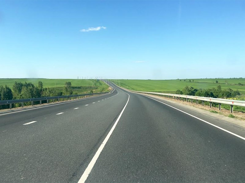 Построено самое короткое в мире шоссе Фото Авто Коломна