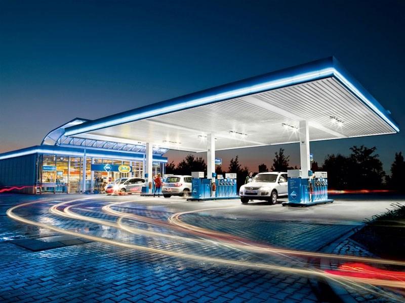 Цены на топливо снова заморозят Фото Авто Коломна