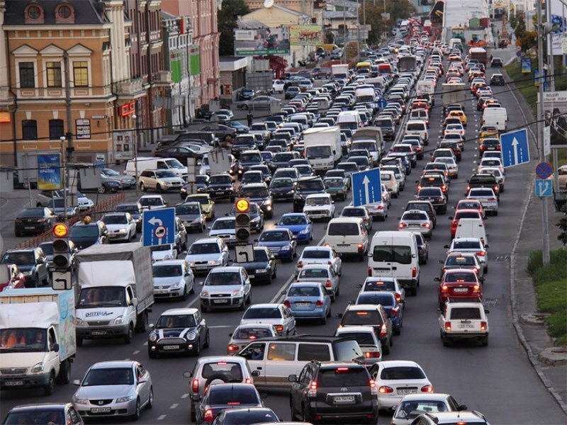 В Москве на три месяца ограничат движение по ТТК