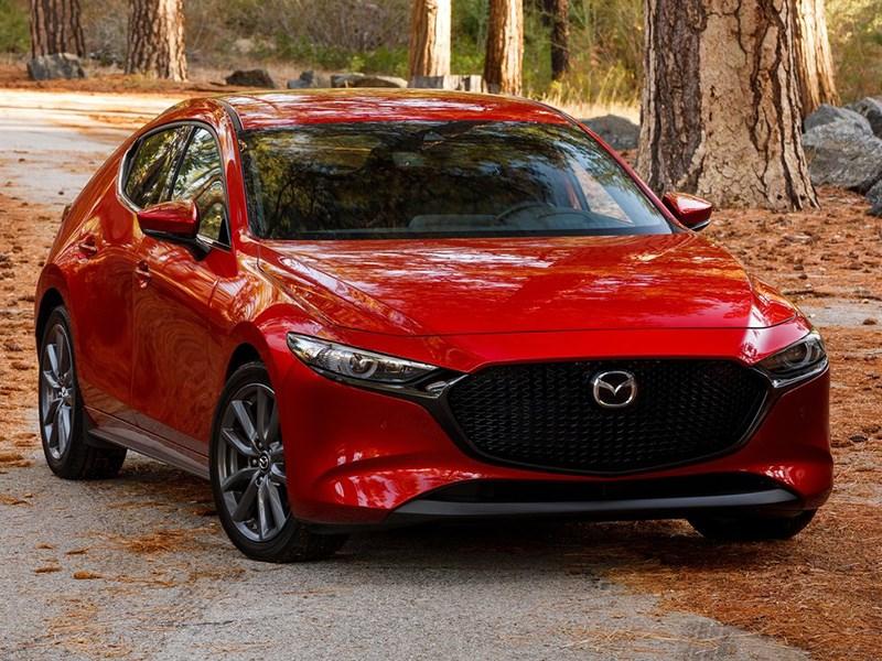 Новая Mazda3 приедет в Россию Фото Авто Коломна