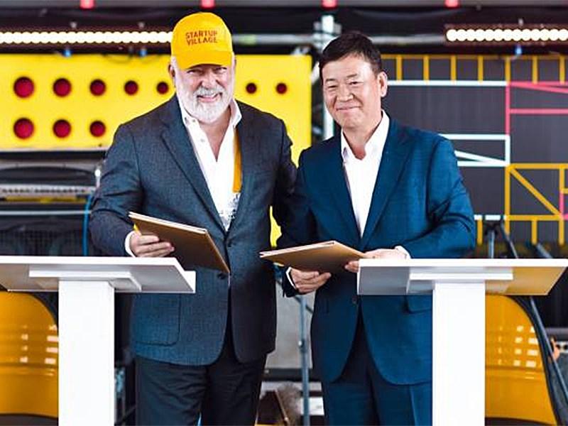 Hyundai создает собственный каршеринг Фото Авто Коломна