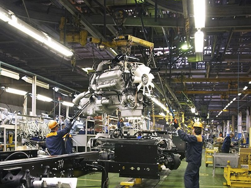 Японцы стали закупать российские двигатели Фото Авто Коломна