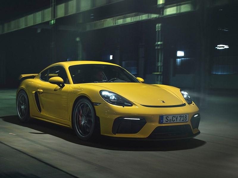 Представлен новый спорткар Porsche