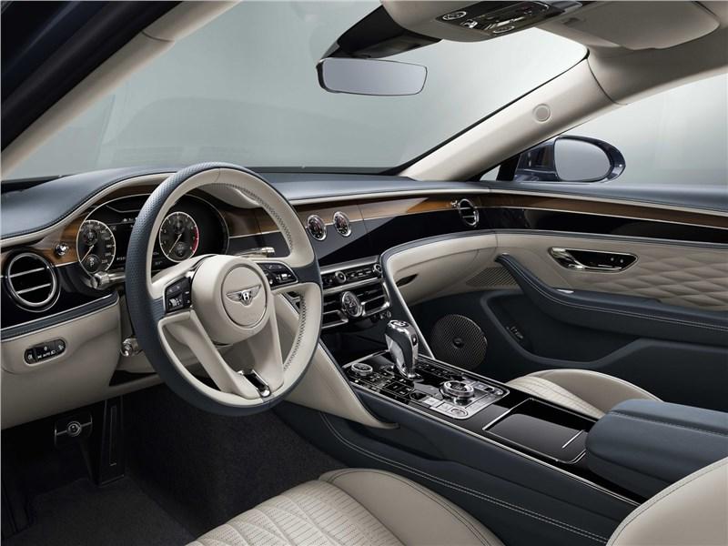 Bentley Flying Spur 2020 салон