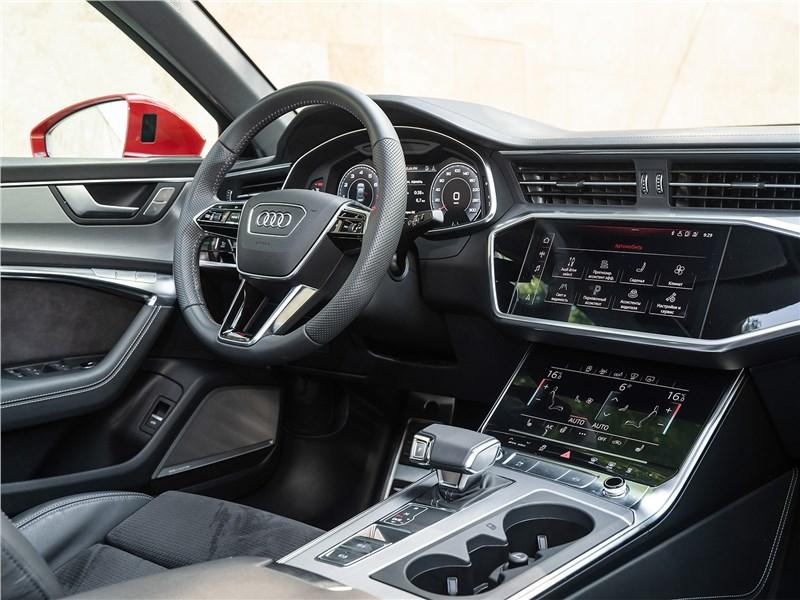 Audi A6 55 TFSI quattro 2019 салон