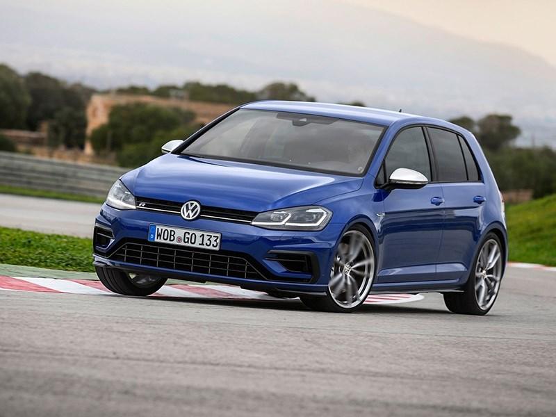 Volkswagen снял с конвейера Golf R