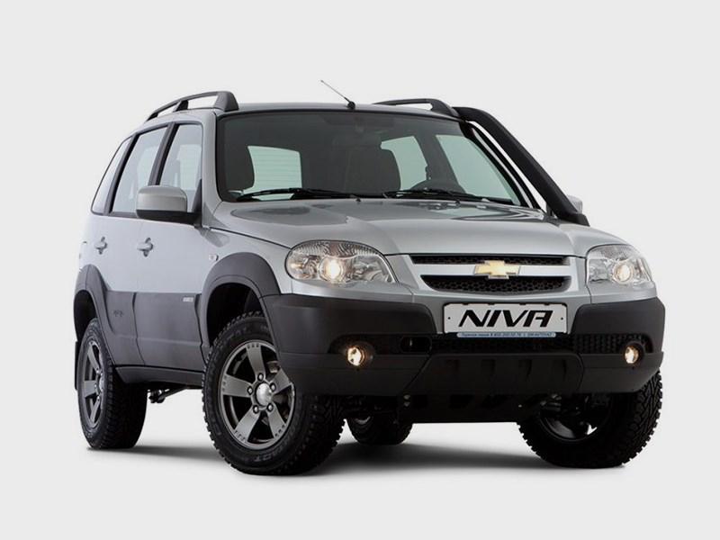Производство Chevrolet Niva остановлено