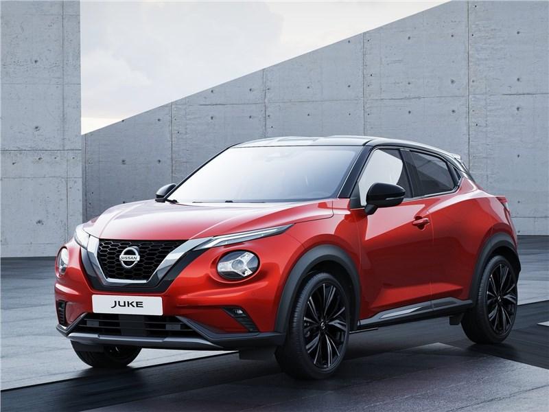 Новый Nissan Juke - Nissan Juke 2020 Тот, да не тот