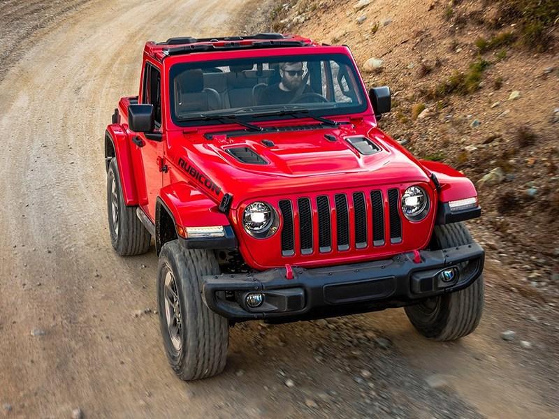 Jeep Wrangler получит дизель Фото Авто Коломна