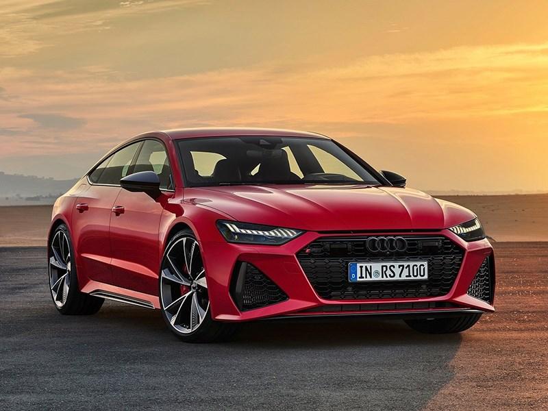 Audi привезет «зажигалку» для Франкфурта