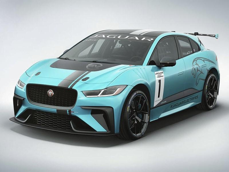 В Jaguar подтвердили выпуск «заряженного» I Pace Фото Авто Коломна