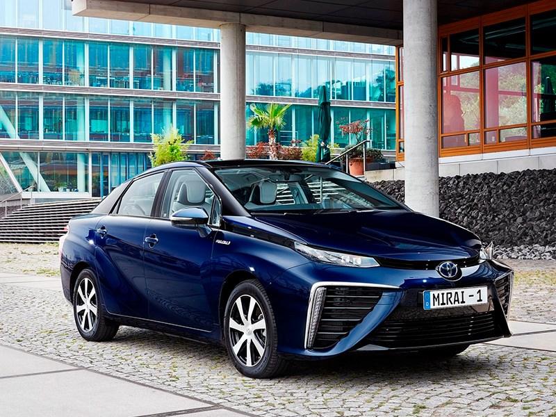 Toyota Mirai: проект не забыт Фото Авто Коломна