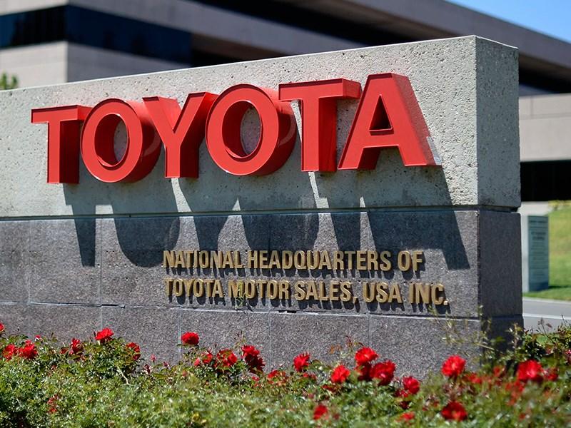 Toyota начинает «поедать» Subaru