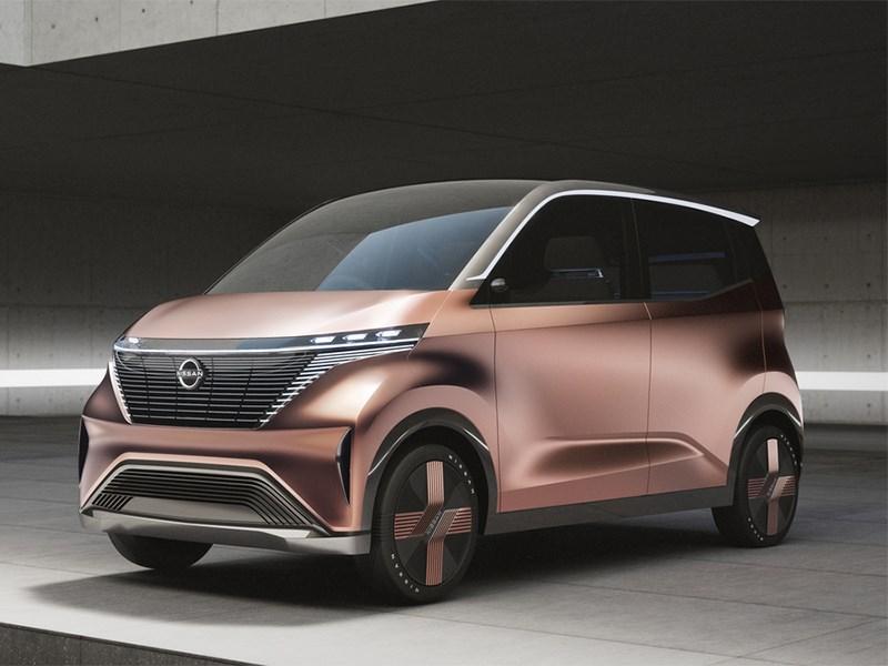 Nissan готовит электрическую новинку с национальным колоритом