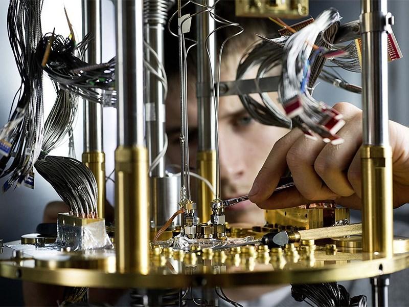 Volkswagen создал квантовый компьютер для навигаторов Фото Авто Коломна